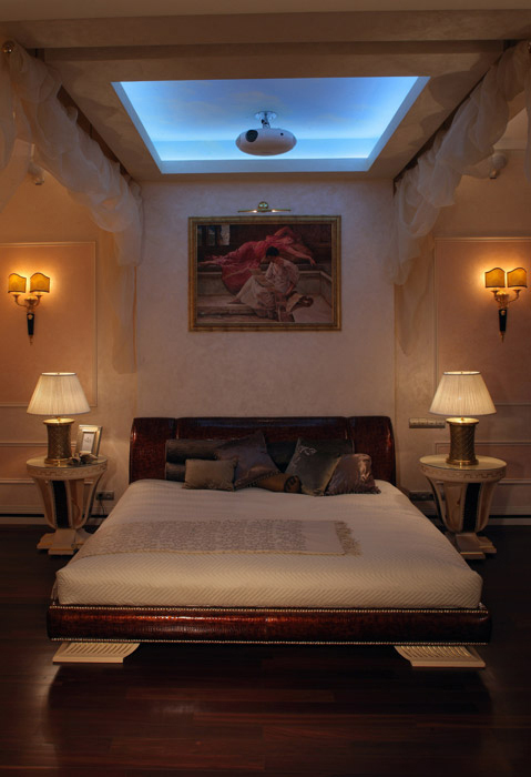 спальня - фото № 6604