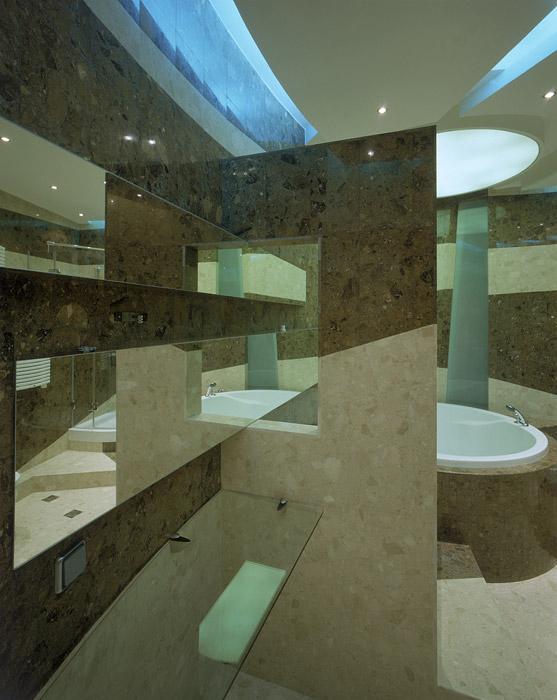 интерьер ванной - фото № 6620