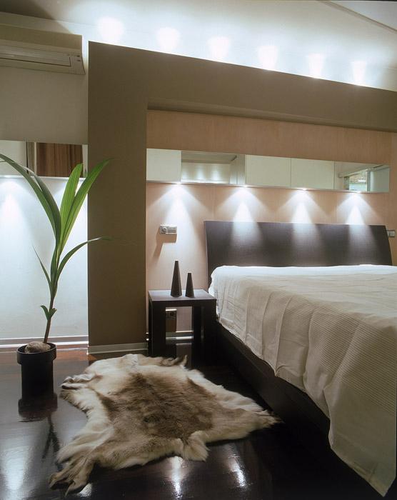 интерьер спальни - фото № 6611