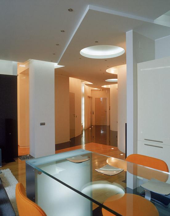 Квартира. холл из проекта , фото №6621