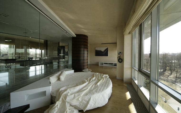интерьер спальни - фото № 6802