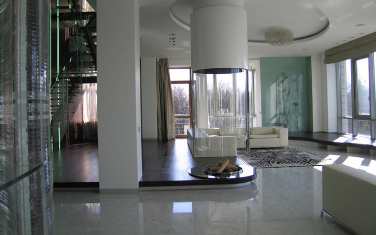 Квартира. гостиная из проекта , фото №6800