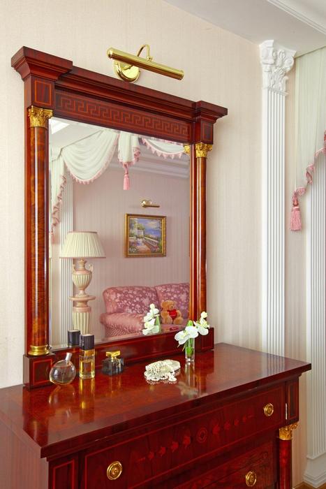 интерьер спальни - фото № 7124