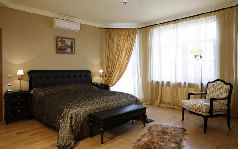 Фото № 7135 спальня  Квартира