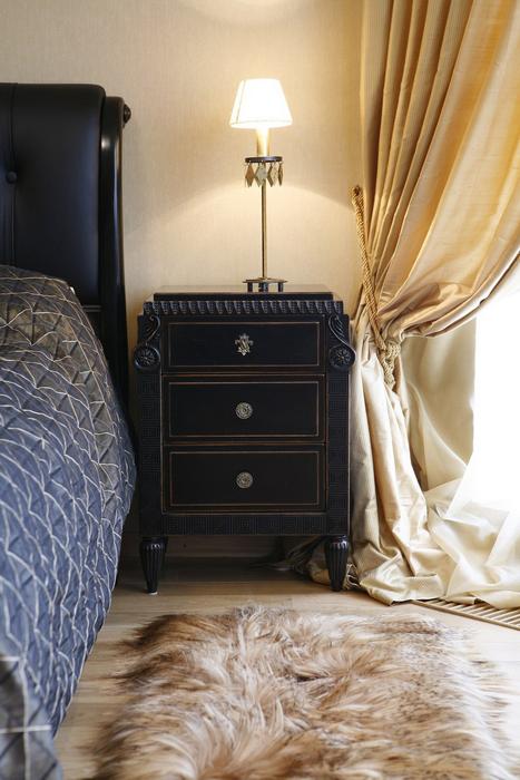 Фото № 7136 спальня  Квартира