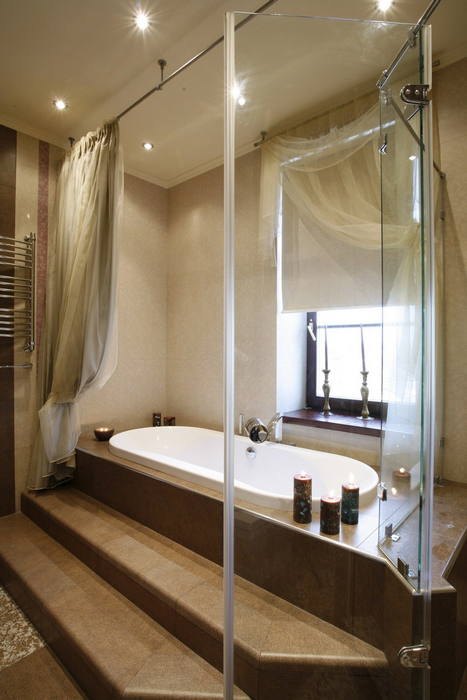 Фото № 7144 ванная  Квартира