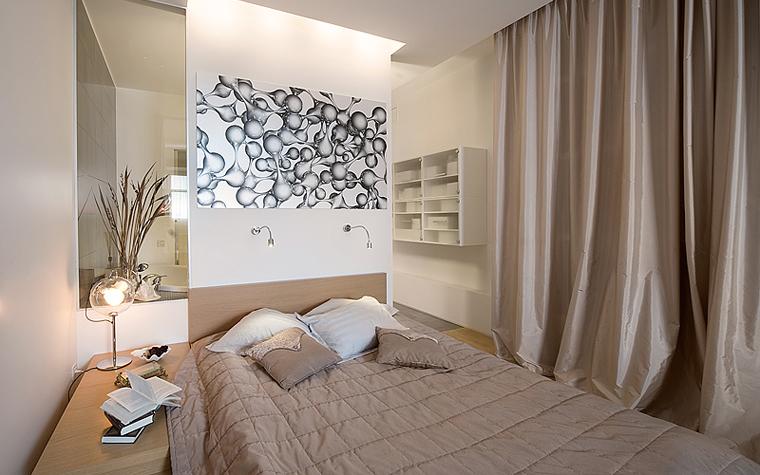 интерьер спальни - фото № 7226