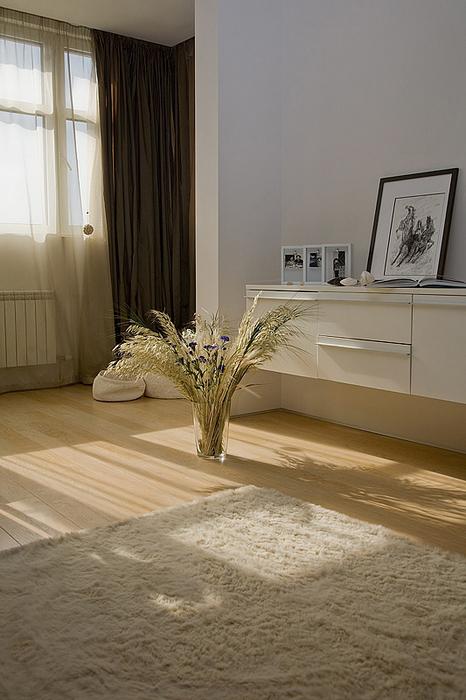 интерьер гостиной - фото № 7792