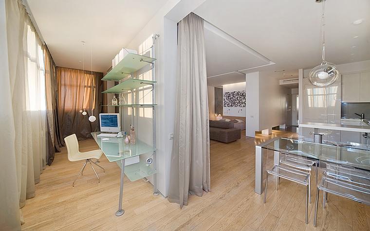 интерьер гостиной - фото № 7793