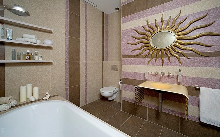 Квартира. ванная из проекта , фото №7237