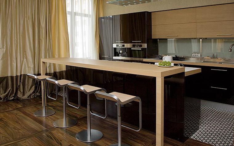 Квартира. кухня из проекта , фото №7241
