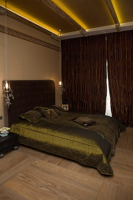 спальня - фото № 7243