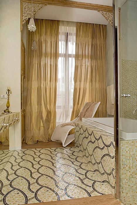 Квартира. ванная из проекта , фото №7229