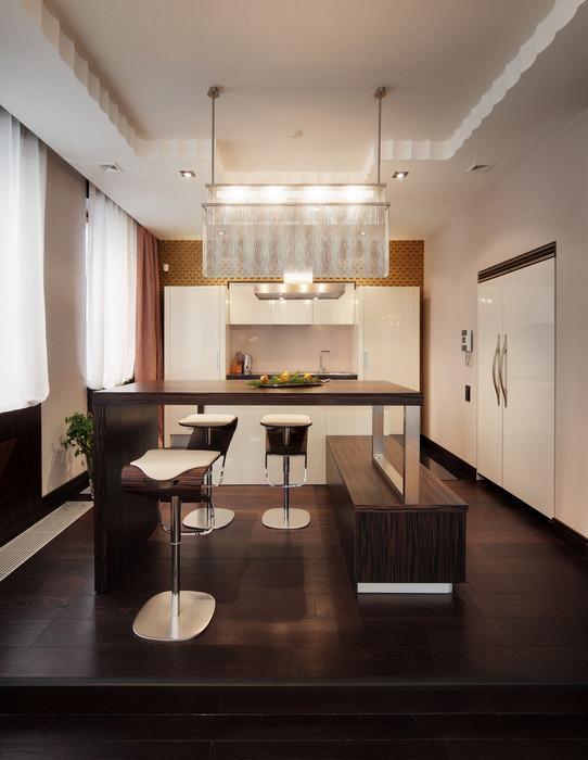 интерьер кухни - фото № 7302
