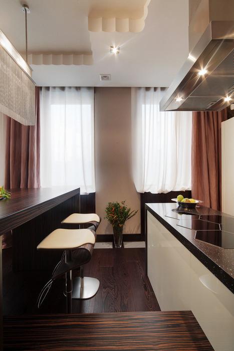 Фото № 7303 кухня  Квартира
