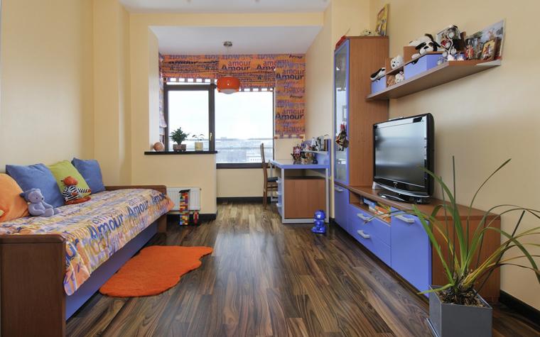 Квартира. детская из проекта , фото №7449