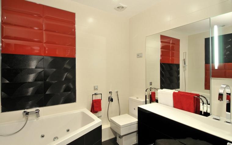 интерьер ванной - фото № 7451