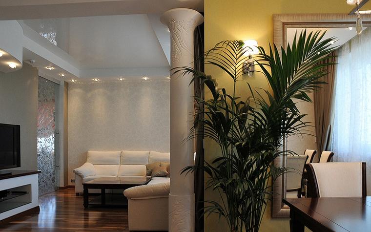 Фото № 7481 гостиная  Квартира
