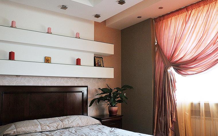 интерьер спальни - фото № 7468