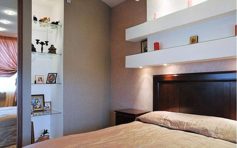 интерьер спальни - фото № 7470