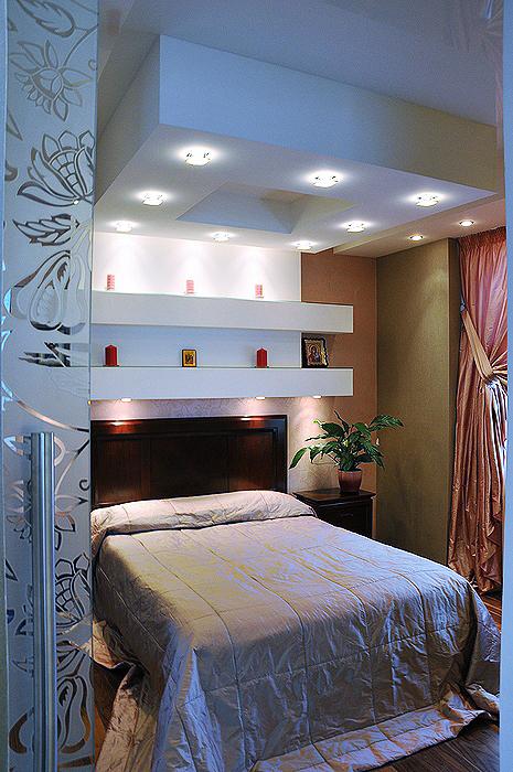 интерьер спальни - фото № 7472