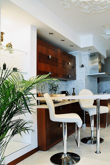Фото № 7477 кухня  Квартира