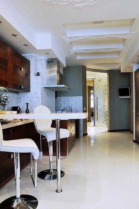 интерьер кухни - фото № 7478