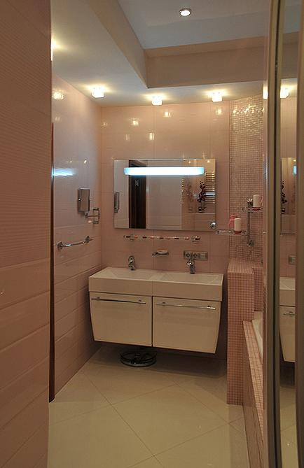 Фото № 7488 ванная  Квартира