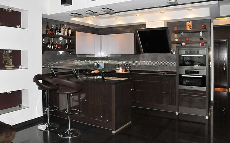 кухня - фото № 7490