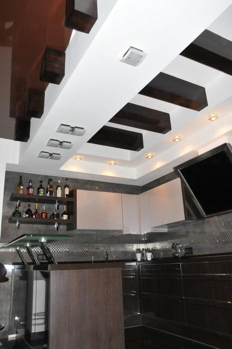 Квартира. кухня из проекта , фото №7491