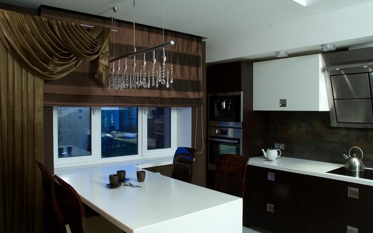 интерьер кухни - фото № 7507