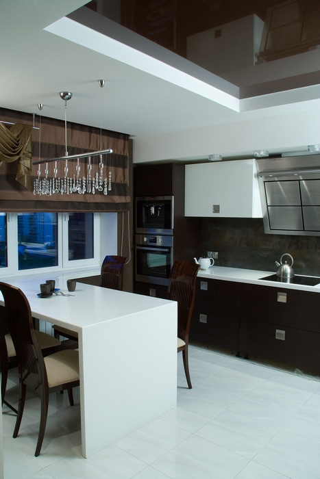 интерьер кухни - фото № 7506