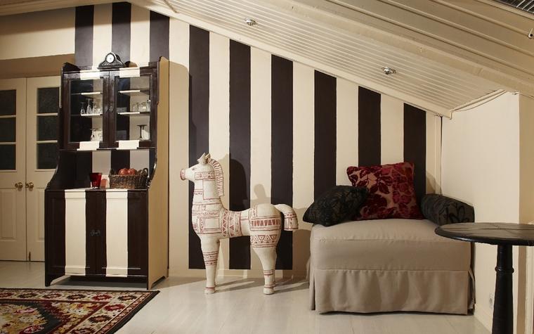 Квартира. гостиная из проекта , фото №7530
