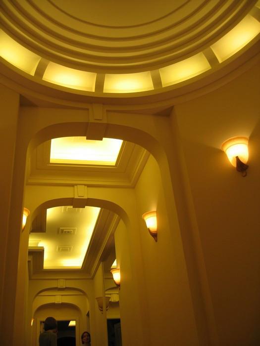 интерьер холла - фото № 7557