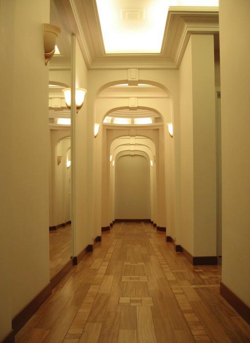 Квартира. холл из проекта , фото №7558