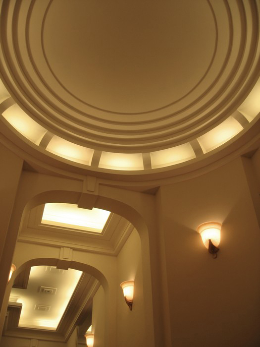 интерьер холла - фото № 7559