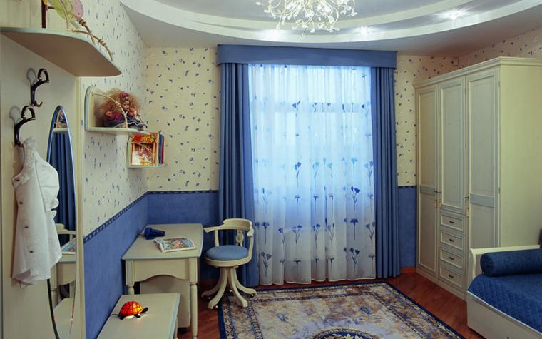 Квартира. детская из проекта , фото №7618