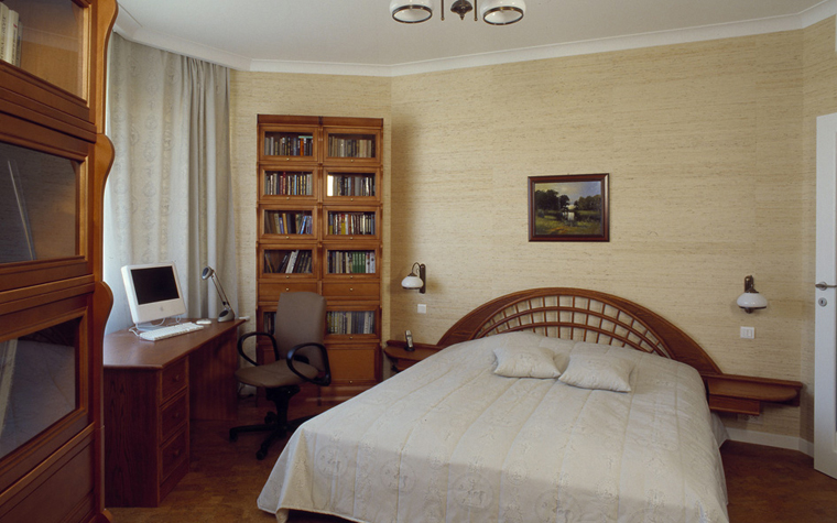 спальня - фото № 7631