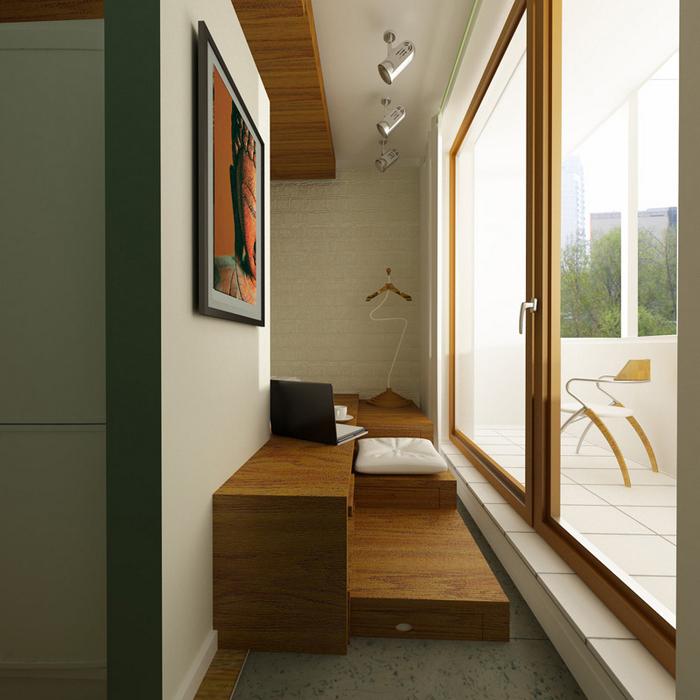 Квартира. спальня из проекта , фото №7805