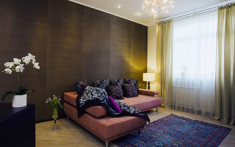 Фото № 7814 гостиная  Квартира