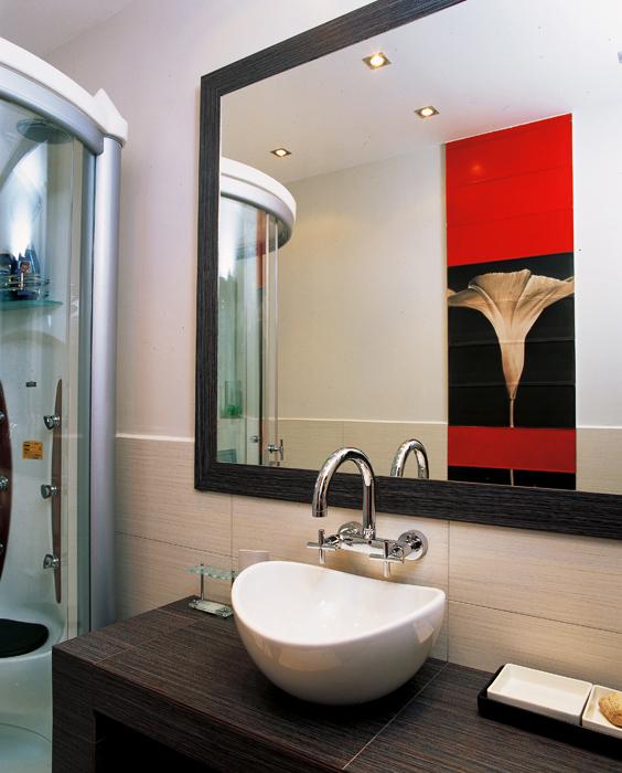 интерьер ванной - фото № 7844