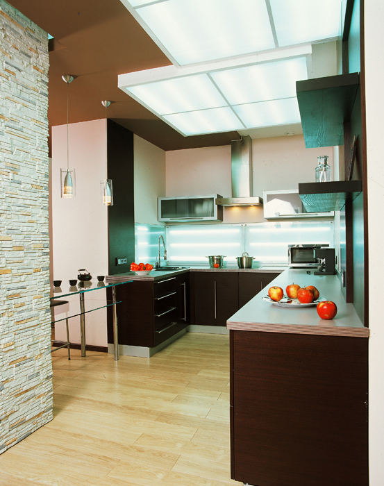 интерьер кухни - фото № 7839