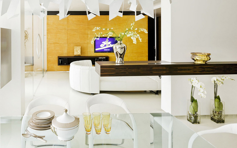 интерьер кухни - фото № 7873