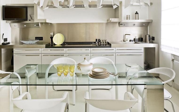 интерьер кухни - фото № 7874