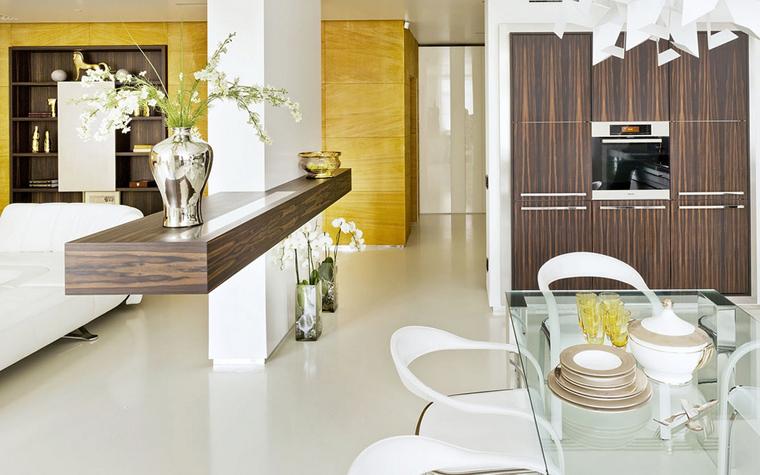 интерьер кухни - фото № 7875