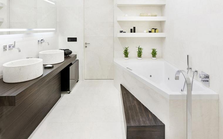 ванная - фото № 7871