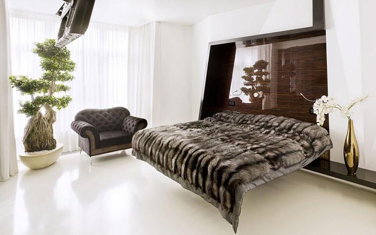 спальня - фото № 7876