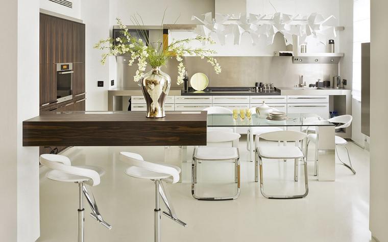 интерьер кухни - фото № 7872