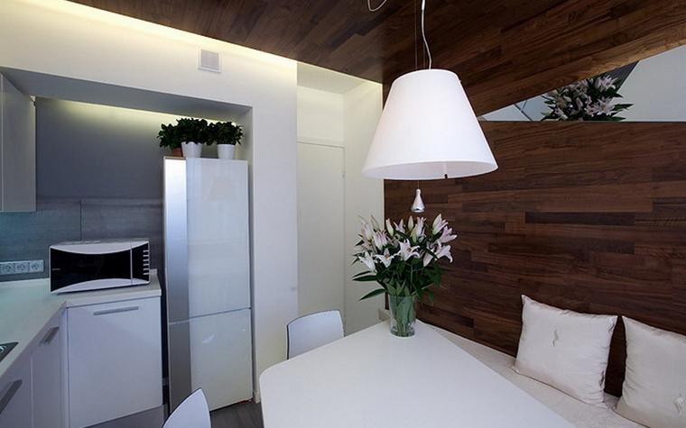 Квартира. кухня из проекта , фото №7893