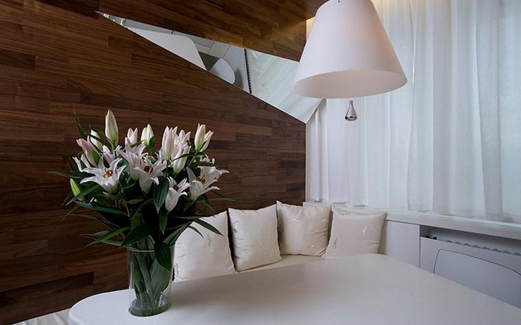 Квартира. кухня из проекта , фото №7895